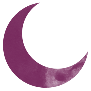 Rise Yoga Moon Icon
